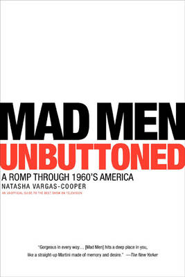 Cover of Mad Men Unbuttoned