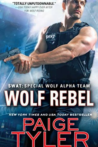 Cover of Wolf Rebel