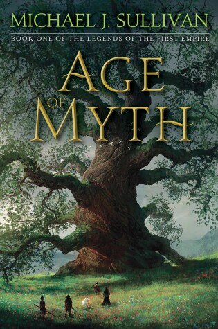 Cover of Age of Myth
