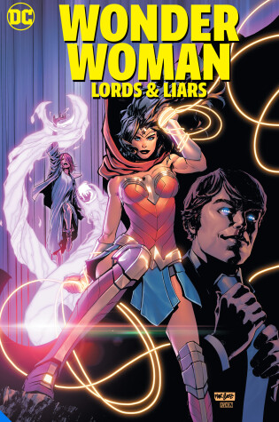 Cover of Wonder Woman: Lords & Liars