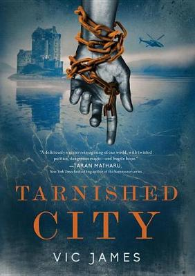 Cover of Tarnished City