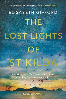 Cover of The Lost Lights of St Kilda