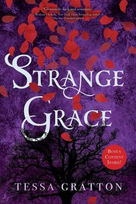 Book cover for Strange Grace