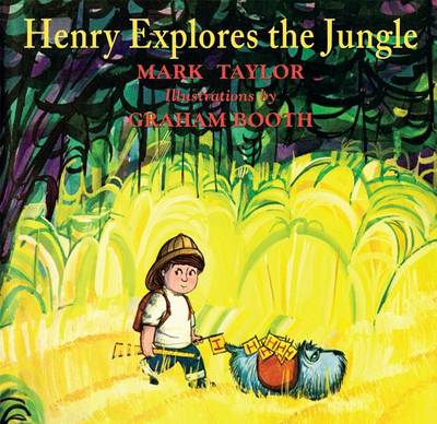 Book cover for Henry Explores the Jungle