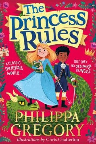 Cover of The Princess Rules