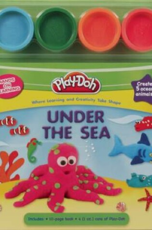 Cover of Play-Doh Hands on Learning: Under the Sea