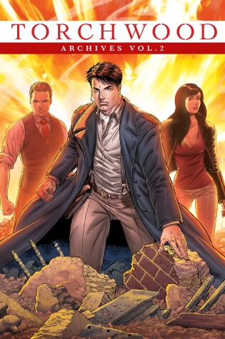 Cover of Torchwood