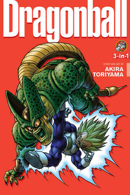 Cover of Dragon Ball (3-in-1 Edition), Vol. 11