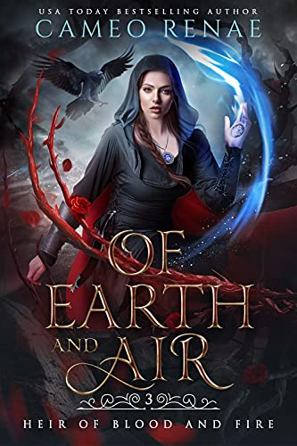 Book cover for Of Earth and Air