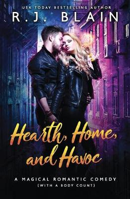 Cover of Hearth, Home, and Havoc