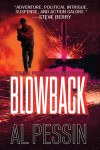 Book cover for Blowback
