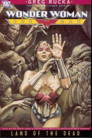 Cover of Wonder Woman Land Of The Dead TP