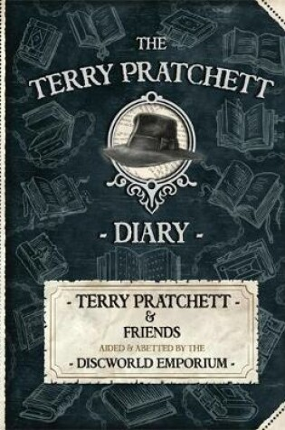 Cover of The Terry Pratchett Diary