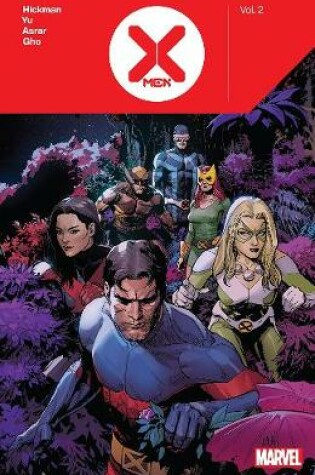 Cover of X-men Vol. 2
