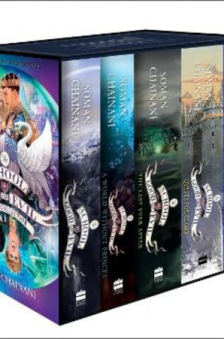 Cover of The School for Good and Evil Collection (Books 1-5)