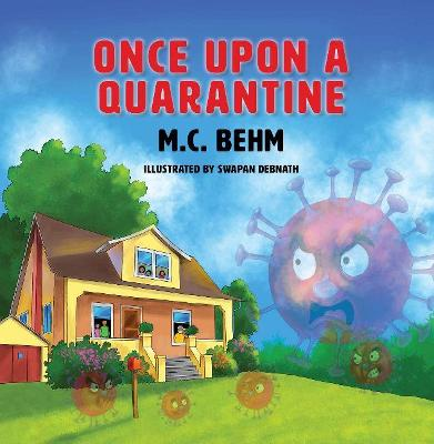 Cover of Once Upon a Quarantine