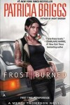Book cover for Frost Burned