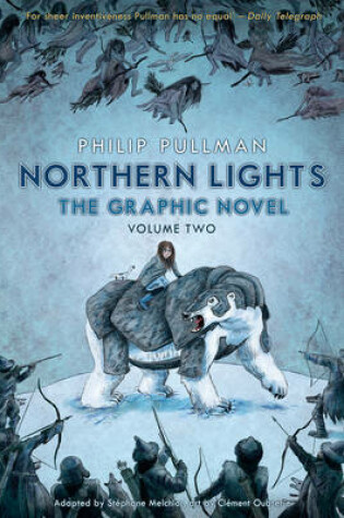 Cover of Northern Lights - The Graphic Novel Volume 2