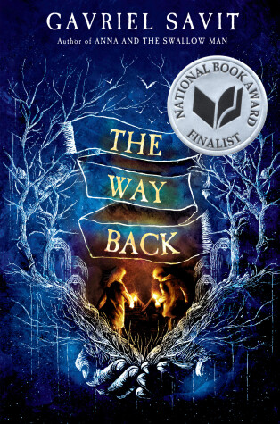 Book cover for The Way Back