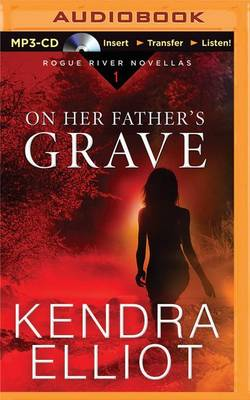 Book cover for On Her Father's Grave