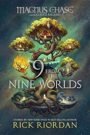 Cover of 9 from the Nine Worlds (Magnus Chase and the Gods of Asgard)