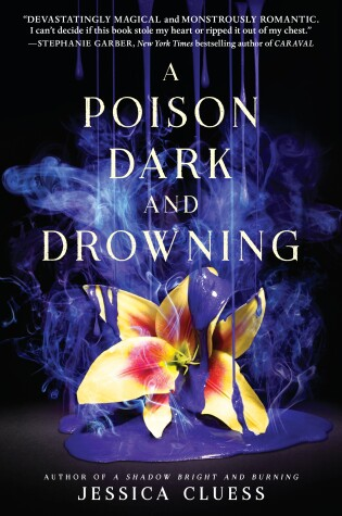 Cover of A Poison Dark and Drowning
