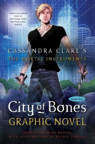 Cover of City of Bones Graphic Novel