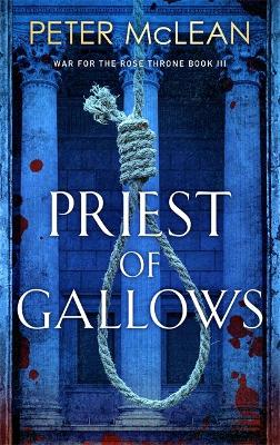 Book cover for Priest of Gallows