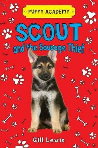 Cover of Scout and the Sausage Thief