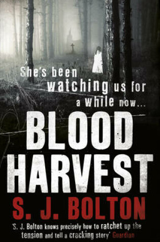Cover of Blood Harvest