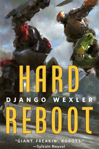 Cover of Hard Reboot