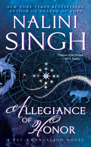 Cover of Allegiance of Honor