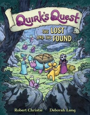 Cover of The Lost and the Found