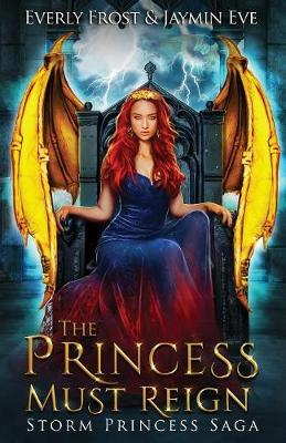 Cover of The Princess Must Reign