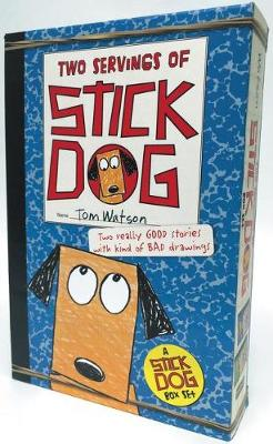 Cover of Stick Dog Box Set: Two Servings of Stick Dog