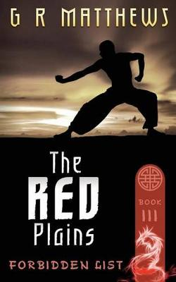 Book cover for The Red Plains