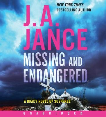 Book cover for Missing And Endangered [Unabridged CD]