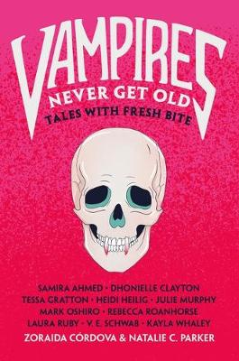 Book cover for Vampires Never Get Old