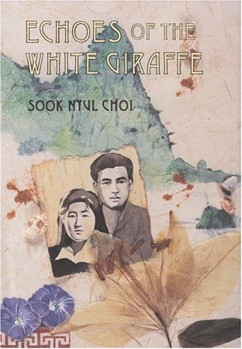Cover of Echoes of the White Giraffe