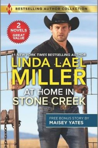 Cover of At Home in Stone Creek & Rancher's Wild Secret
