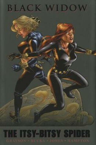 Cover of Black Widow: The Itsy-bitsy Spider
