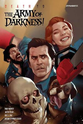 Cover of Death To The Army of Darkness