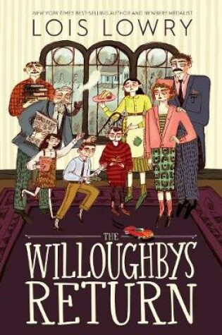 Cover of Willoughbys Return