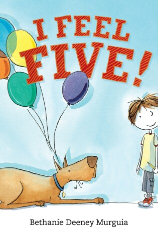 Cover of I Feel Five!