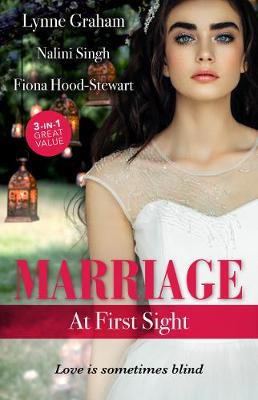 Book cover for Marriage At First Sight