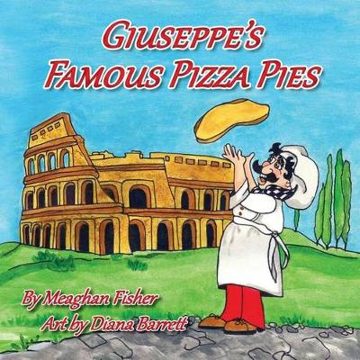 Cover of Giuseppe's Famous Pizza Pies