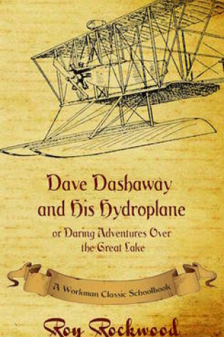 Cover of Dave Dashaway and His Hydroplane
