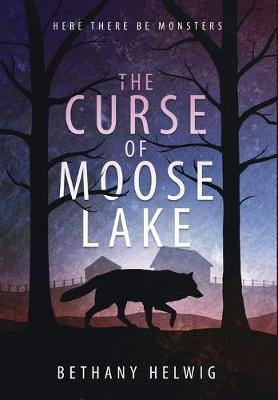 Cover of The Curse of Moose Lake