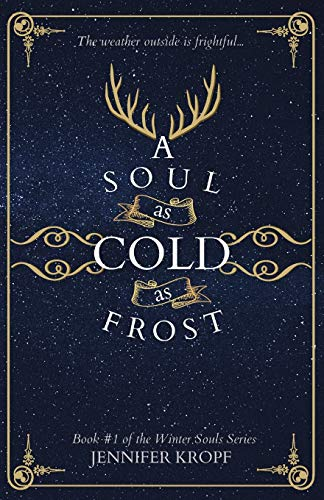 Cover of A Soul as Cold as Frost