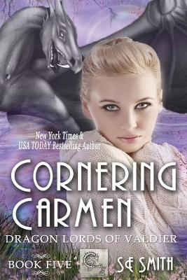 Cover of Cornering Carmen